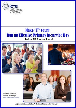 Making 'IT' Count: Run an Effective Primary In-Service Training Day