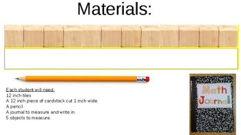 Making Inch Rulers