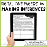 Making Inference Passages (Print & Digital)