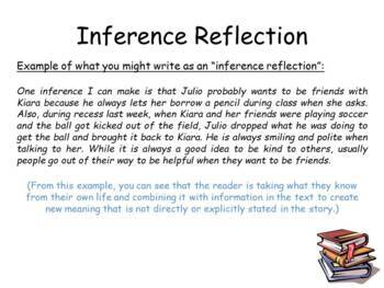 Making Inferences (PowerPoint)