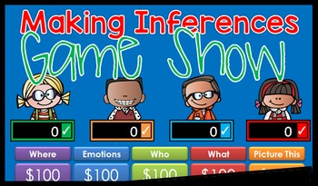Making Inferences