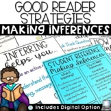Making Inferences Activities and Task Cards