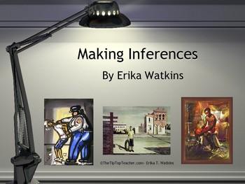 Making Inferences Mini-Lesson