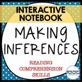Making Inferences - 3-Day Interactive Notebook Mini-Unit t