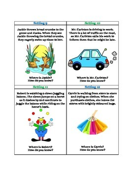 Making Inferences: 52 Grade 5 Common Core RL.5.1 and RI.5.1 Task Cards