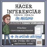 Making Inferences in Spanish-A Mystery and Article for Reading Comprehension