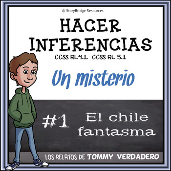 Making Inferences-A Short Mystery in Spanish for Reading Comprehension