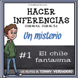Making Inferences-A Short Mystery in Spanish for Reading C