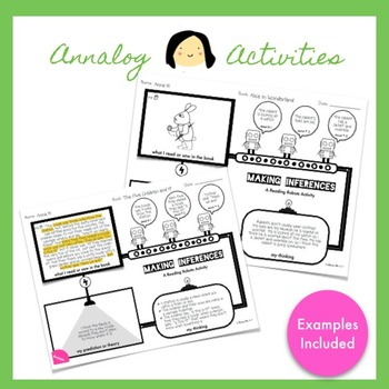 Making Inferences: A Reading Robots Worksheet (FREE!)