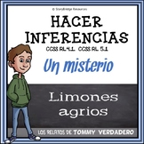 Making Inferences- A Short Mystery Story in Spanish for Reading Comprehension