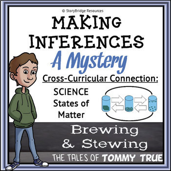 Making Inferences-A Short Mystery for Reading Comprehension & Science Connection