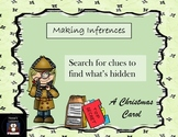 Making Inferences Activity - A Christmas Carol