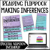 Making Inferences Activity | Inferences Flipbook