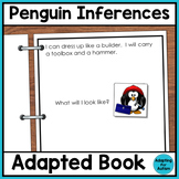 Making Inferences Adapted Book for Special Education