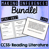 Making Inferences BUNDLE!