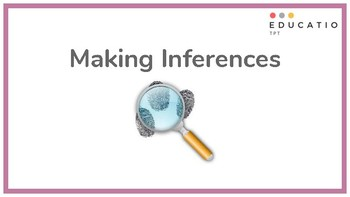 Making Inferences Bookmark