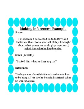 Making Inferences COMPLETE PACKET!!