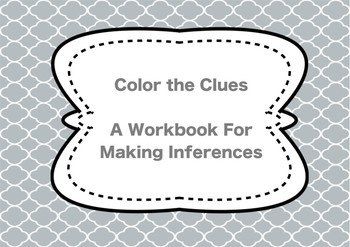 Making Inferences: Color the Clues