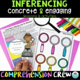 Inferences Concrete & Engaging Lesson & Activities- Compre