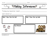 Making Inferences, Detective Style