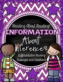 Making Inferences {Differentiated Reading Passages & Questions}