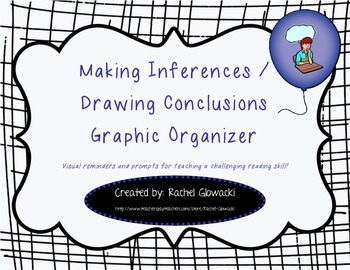 Making Inferences / Drawing Conclusions Graphic Organizer
