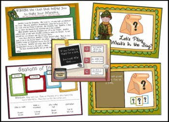 Making Inferences & Drawing Conclusions Promethean ActivInspire Flipchart Lesson