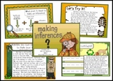 Making Inferences & Drawing Conclusions Promethean ActivIn