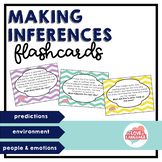 Making Inferences--Flashcards