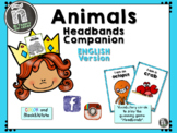 Making Inferences Game - Guess the animal - Headbands - DUAL