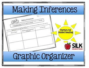 Making Inferences Graphic Organizer