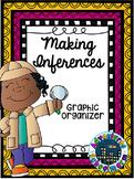Making Inferences Graphic Organizer FREEBIE