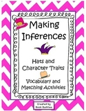 Inference with Character Traits