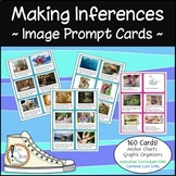 Making Inferences Using Photos ~ 160 Image Prompt Cards