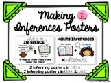 Making Inferences / Inferring Posters