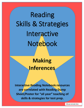Making Inferences Interactive Notebook with Any Story