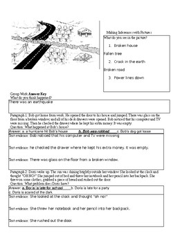 Making Inferences Introduction Lesson Plan