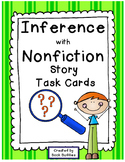 Inference Nonfiction Stories and Activities