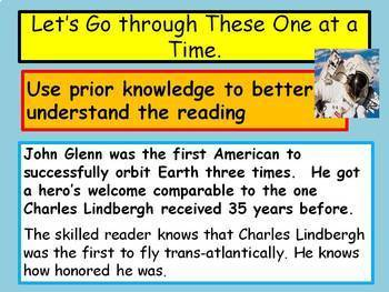 Making Inferences Nonfiction (20 Item) Common Core Reading Power Point  Activity