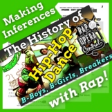 Making Inferences Nonfiction Passage Using History of Hip-