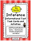 Inference Nonfiction Passages Bundle