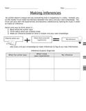 Making Inferences Organizer