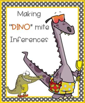 Making Inferences PLUS Printable Inferencing Activity Card Set