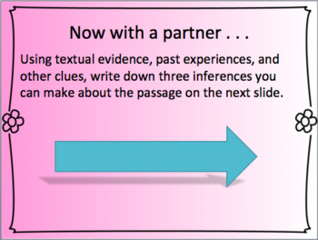 Making Inferences PPT & Guided Notes