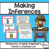 Making Inferences {Minilessons and Graphic Organizers}