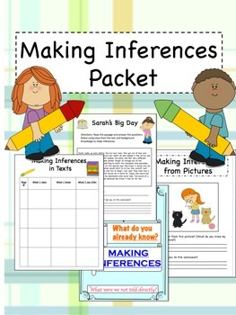Making Inferences Packet