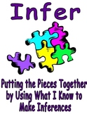 Making Inferences Poster and Handout
