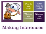 Making Inferences PowerPoint grades 2-6
