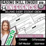 Making Inferences - RTI Interventions (Fictional Text)