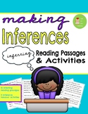 Making Inferences Reading Passages, Activities, & Handouts